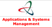 Applications & Systems Management